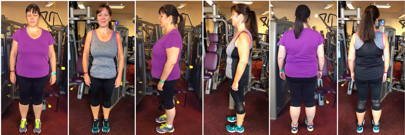 Abbey Mill Fitness Studio Paisley - Personal Training Debbie