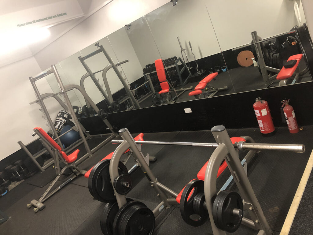 Abbey Mill Fitness Studio Paisley